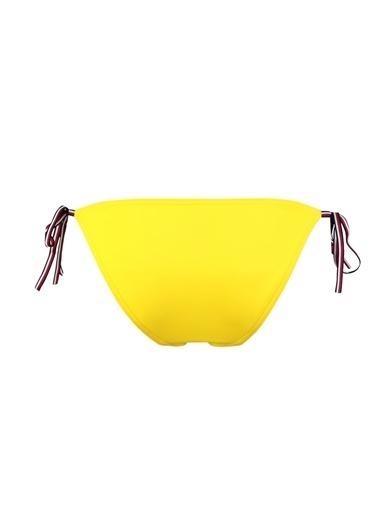 Tommy Hilfiger Bikini Alt Sarı